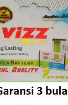 Baterai Samsung Galaxy S3 Mini Vizz Double Power
