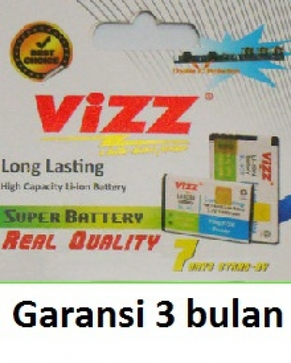 Baterai Samsung Galaxy S3 Vizz Double Power