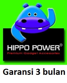 Baterai Z10 Hippo Double Power