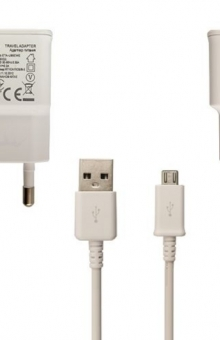 Charger Samsung Galaxy (Micro USB)