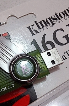 Flashdisk Kingstone 16gb