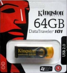 Flashdisk Kingstone 64gb