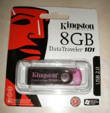 Flashdisk Kingstone 8gb
