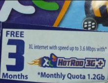 Perdana XL Internet 3,6gb