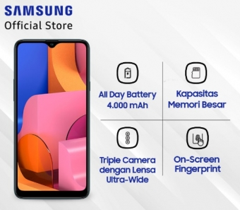 Samsung Galaxy A20s - 4GB/64GB