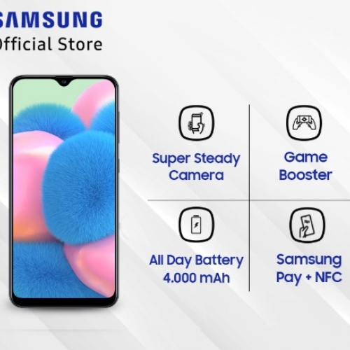 Samsung Galaxy A30s - 4GB/64GB