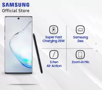 Samsung Galaxy Note 10+ 12GB/256GB